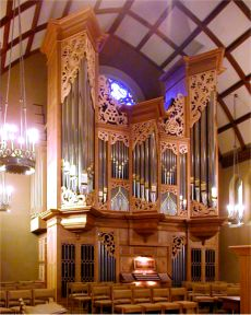 Opus 11 - Trinity Cathedral, Portland, OR