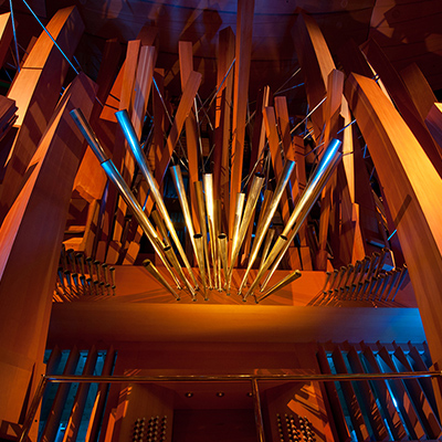 Opus 24- Walt Disney Concert Hall