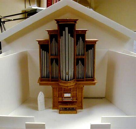 Opus 29- St. Bartholomew's Episcopal Church