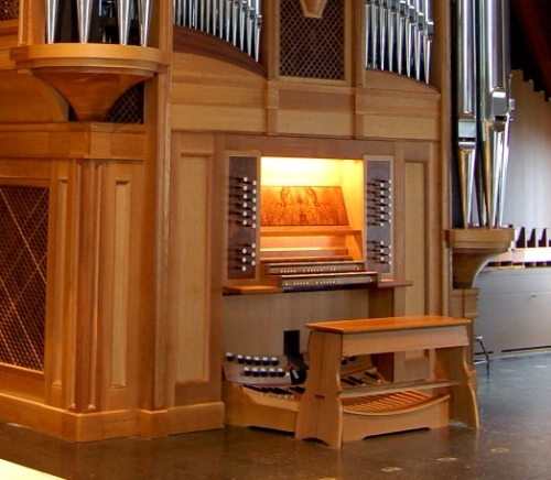 Opus 33- St. Stephen's Lutheran Church